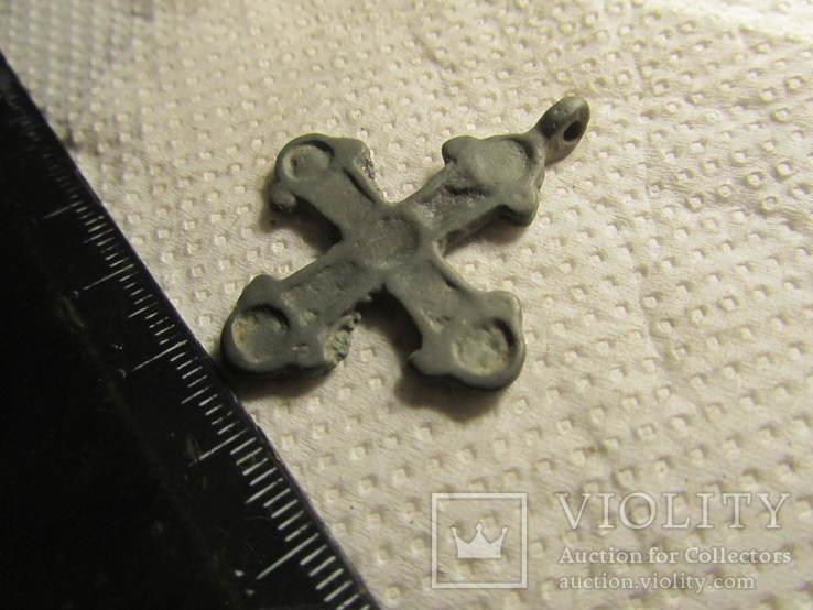 Крест подвеска, фото №6