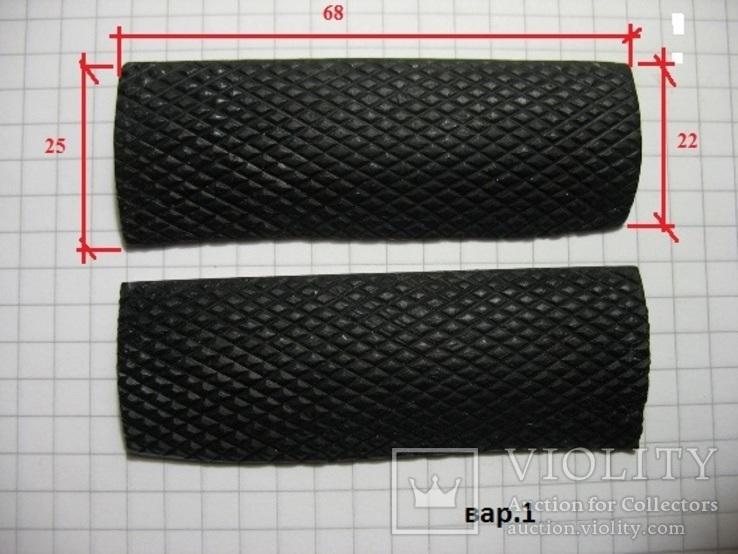 Штык парадник немецкий, накладки рукояти вар.1.  копия, фото №2