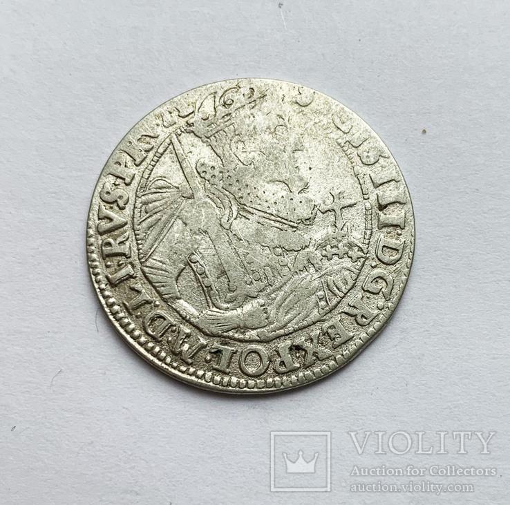 Орт 1624 года. Коронный, фото №3