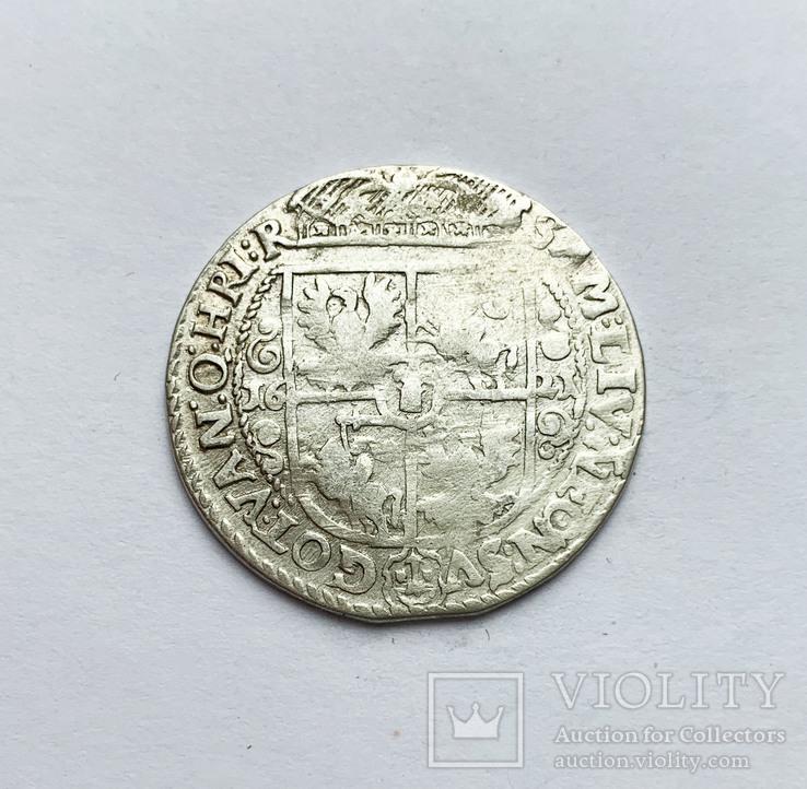 Орт 1621 года. Коронный №2, фото №2