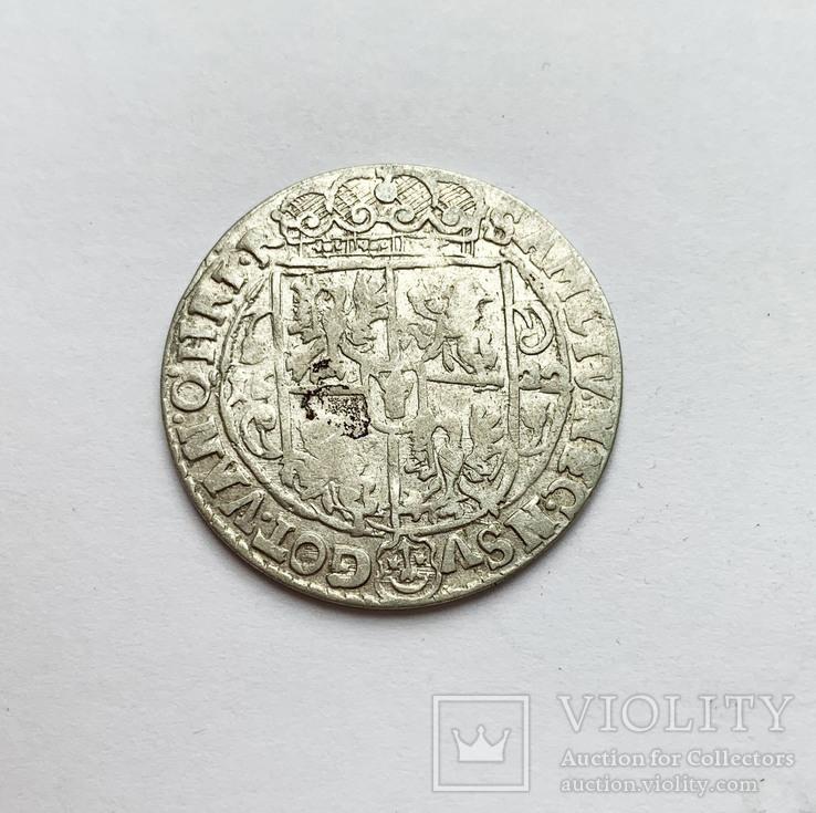 Орт 1622 года. Коронный. №5, фото №2