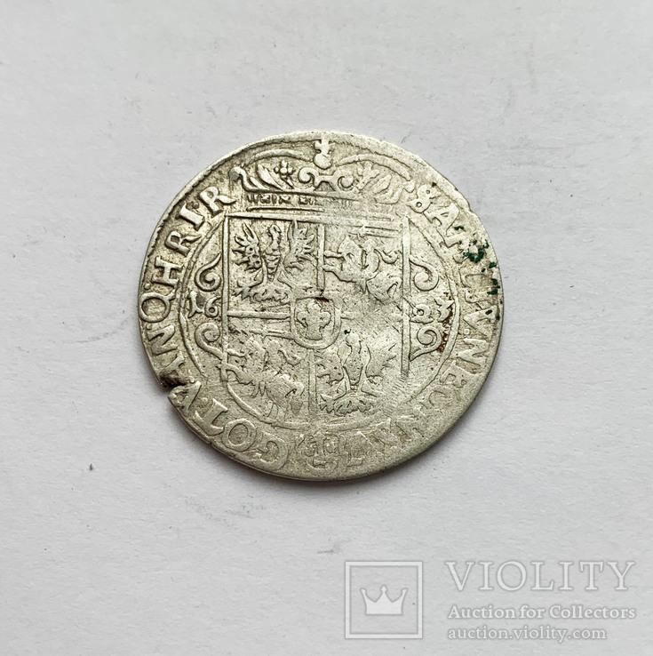 Орт 1623 года. Коронный. №3, фото №2