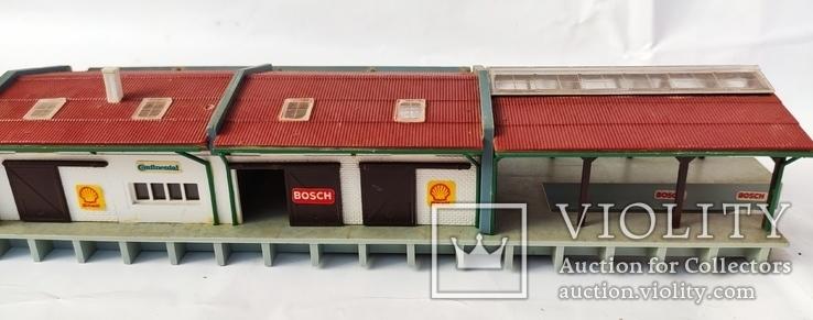 Дома ж\д 2, Kibri, ГДР, фото №10
