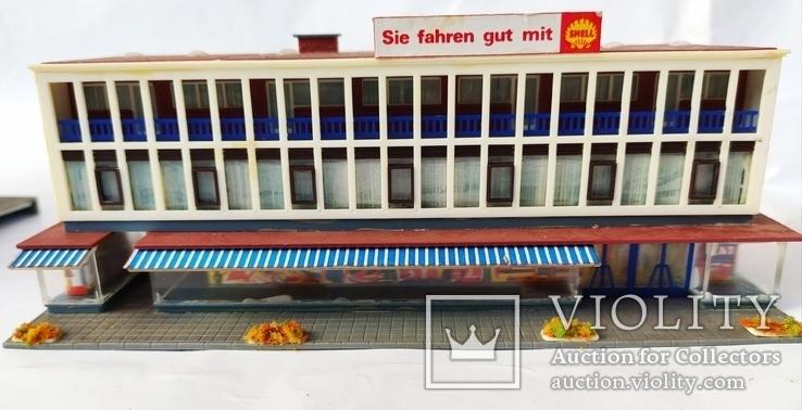 Дома ж\д 2, Kibri, ГДР, фото №11