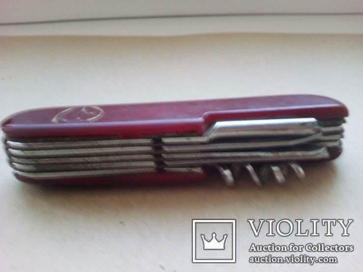 Перочинный нож - мультитул., фото №9