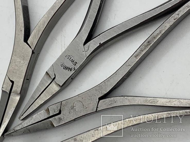 (А) Ювелирно-часовой ручной инструмент Германия., фото №3