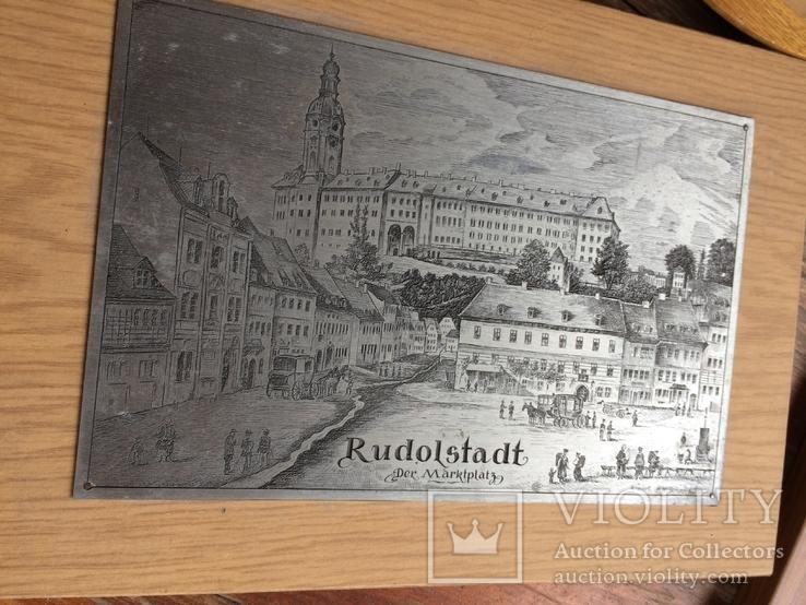 Сувениры на стену ГДР, фото №8