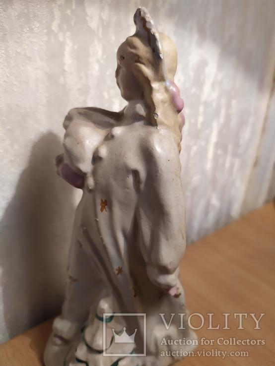 Снегурочка из гипса СССР, фото №7