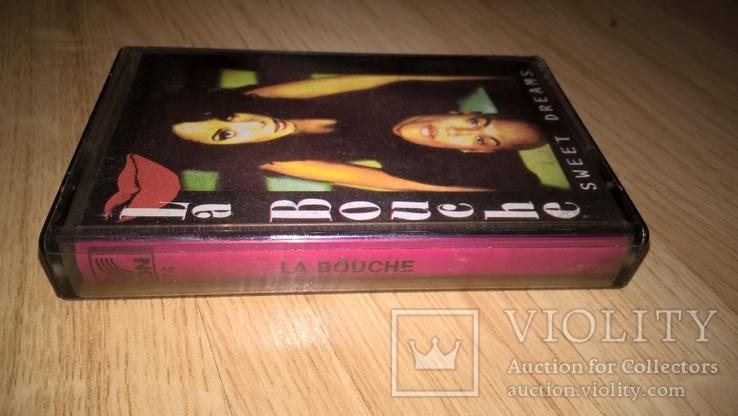 La Bouche (Sweet Dreams) 1995. (МС). Кассета. Ilon. Germany. Techno, фото №4