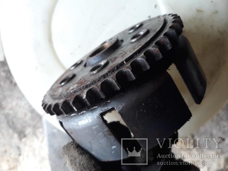 Корзина сцепления моторолера, фото №3