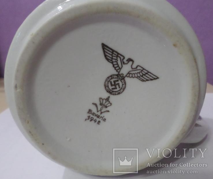 Молочная чашка третий рейх, фото №10