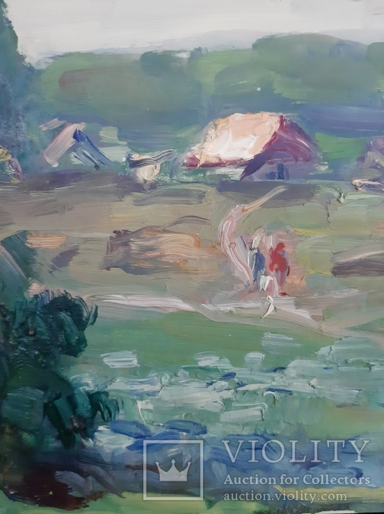 Дорога домой. 50-60-е гг., фото №4