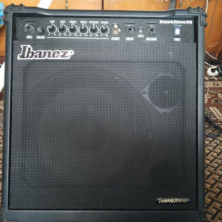 Комбопідсилювач для бас гитари Ibanez SW65, фото №2