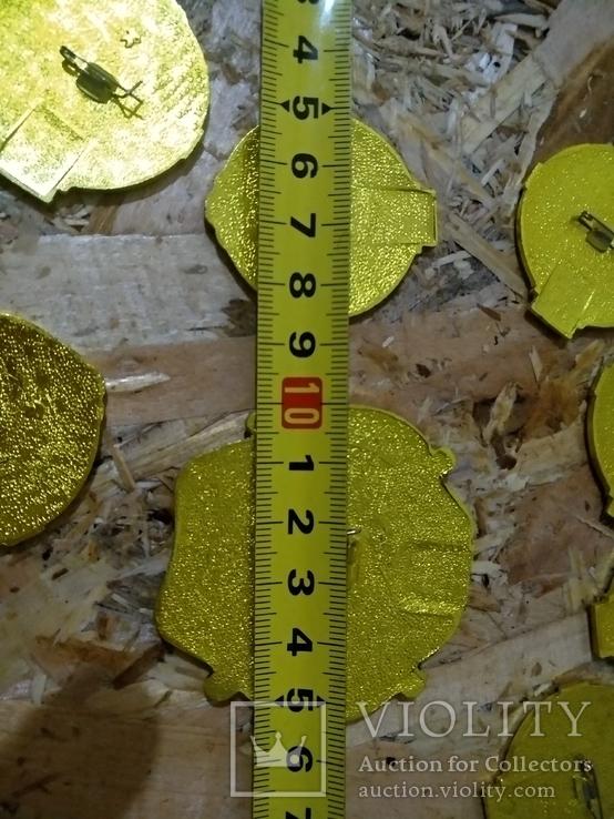 Золотое кольцо (17 шт. ), фото №13