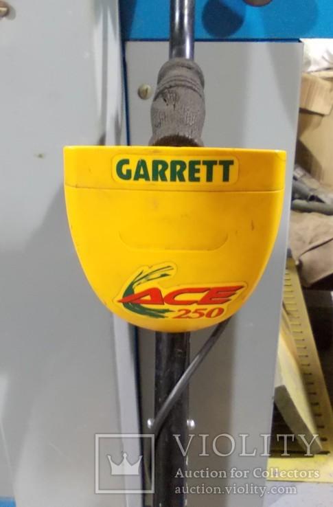 Garrett ACE 250 з катушкою Goliaf., фото №3