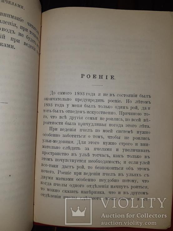 1910 Новая система пчеловодства, фото №4