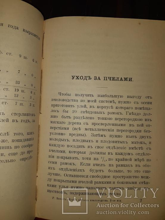 1910 Новая система пчеловодства, фото №8