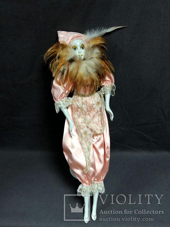 Кукла Арлекин №1, фото №2