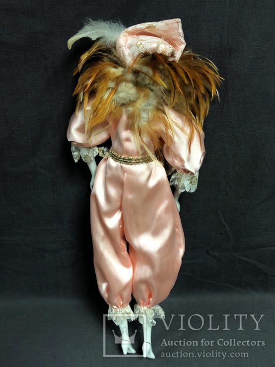 Кукла Арлекин №1, фото №3