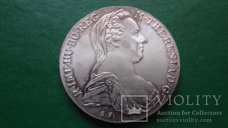 Талер Марии Терезии 1780 серебро    (5.2.14)~, фото №3