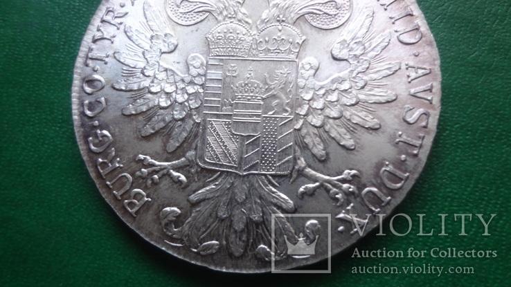 Талер Марии Терезии 1780 серебро    (5.2.14)~, фото №5