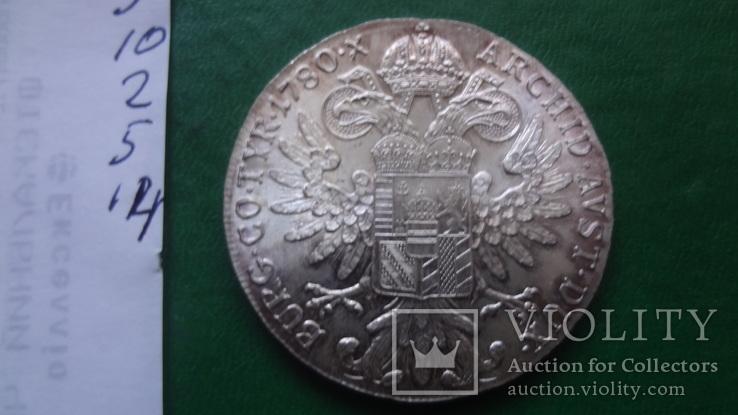 Талер Марии Терезии 1780 серебро    (5.2.14)~, фото №8