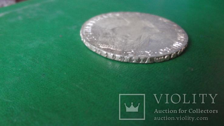 Талер Мария Терезия 1780 серебро (2.5.16)~, фото №6