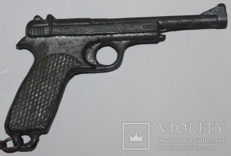 """60.Брелок """"Пистолет"""" 1970-80 гг., фото №4"""