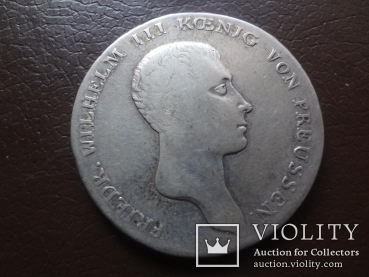 Талер  1814  Пруссия  серебро   (Ф.5.9) ~, фото №2