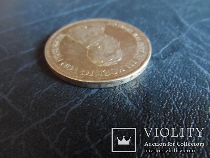 Талер 1818  Пруссия   серебро    ($5.7.8)~, фото №6