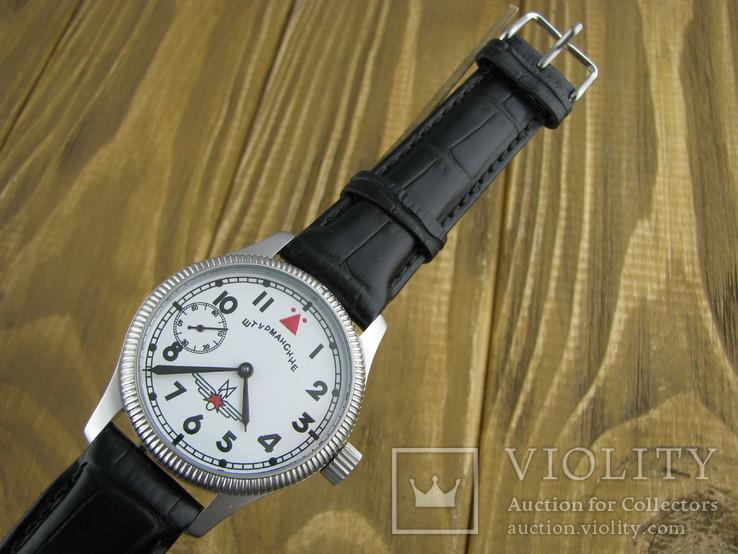 Часы наручные Молния Штурманские 3602, 18 камней, фото №3