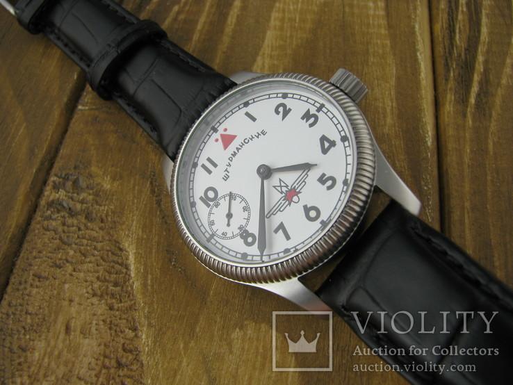 Часы наручные Молния Штурманские 3602, 18 камней, фото №9