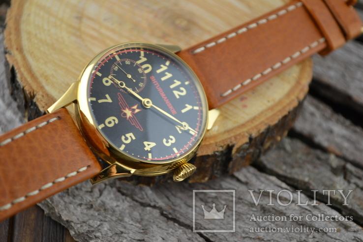 Часы Штурманские. Наручные часы, новый корпус, фото №4