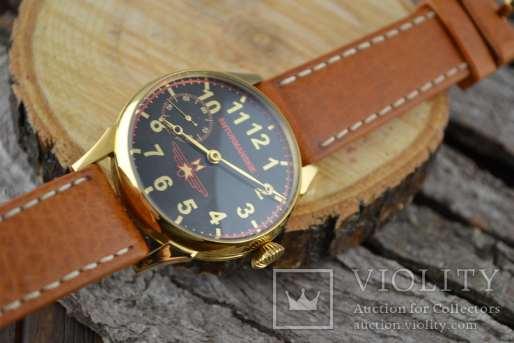 Часы Штурманские. Наручные часы, новый корпус, фото №5