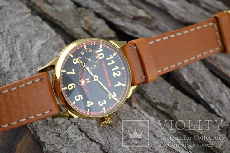 Часы Штурманские. Наручные часы, новый корпус, фото №10