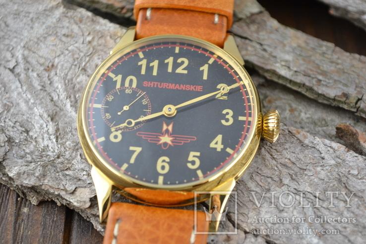 Часы Штурманские. Наручные часы, новый корпус, фото №11
