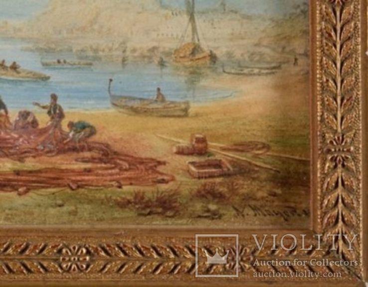 Неаполитанские рыбаки, фото №3