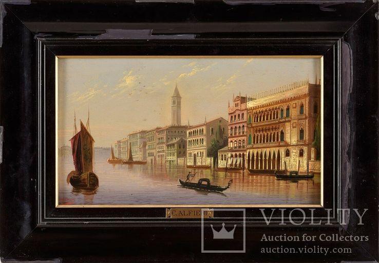 Картина Венеция, фото №2