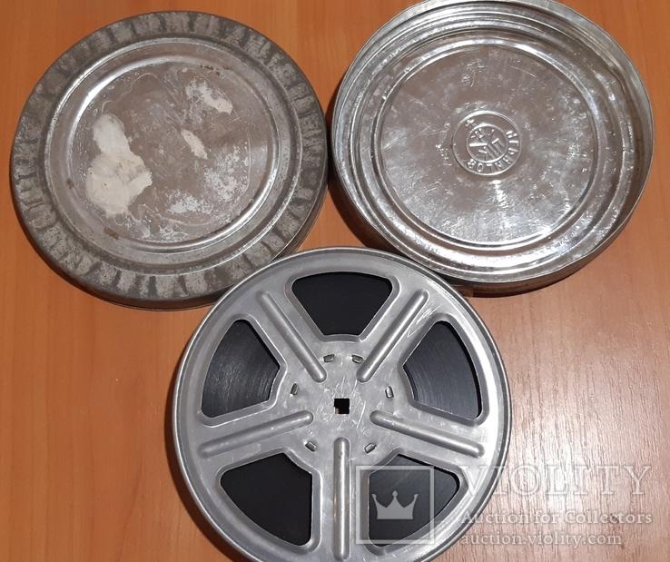 Кинопленка фильм кино Ледники и их работа в коробке на 1 катушке, фото №2