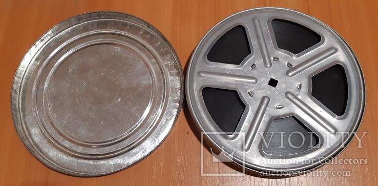 Кинопленка фильм кино Ледники и их работа в коробке на 1 катушке, фото №3