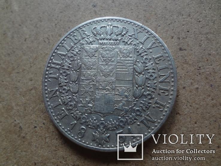 Талер 1831 Пруссия серебро   (П.14.9)~, фото №5