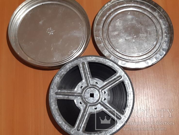 Кинопленка фильм кино Токарно-винторезный станок 4 часть, фото №2
