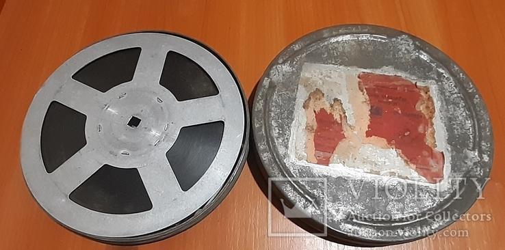 Кинопленка фильм кино Строительный чертёж, фото №2