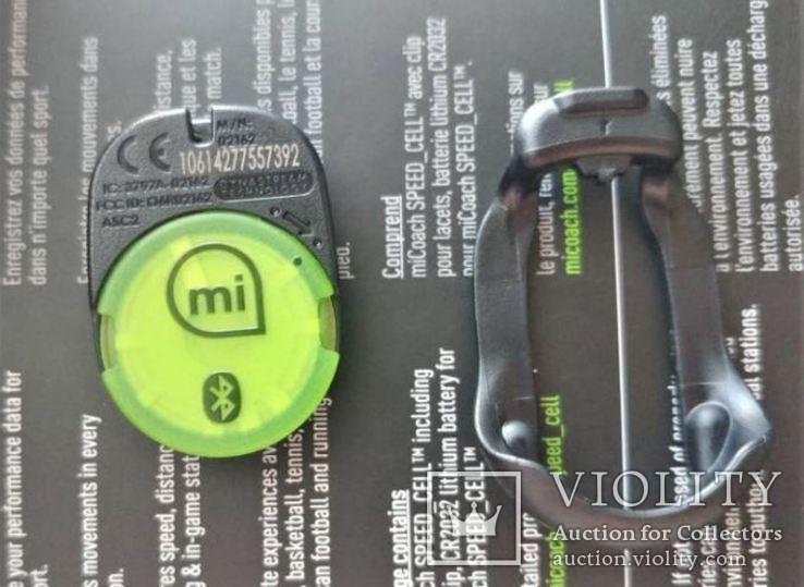 Брелок Swiss Tech Micro-Light Ultra + Шагометр Adidas Speed Cell, фото №3