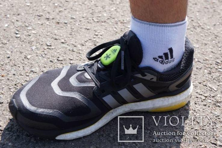 Брелок Swiss Tech Micro-Light Ultra + Шагометр Adidas Speed Cell, фото №7