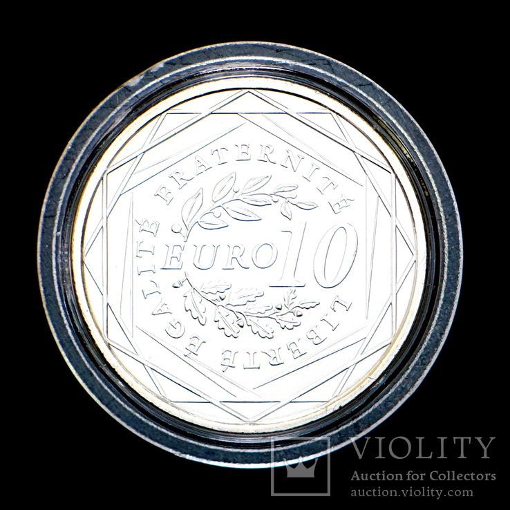 10 Евро 2010, Франция, фото №3