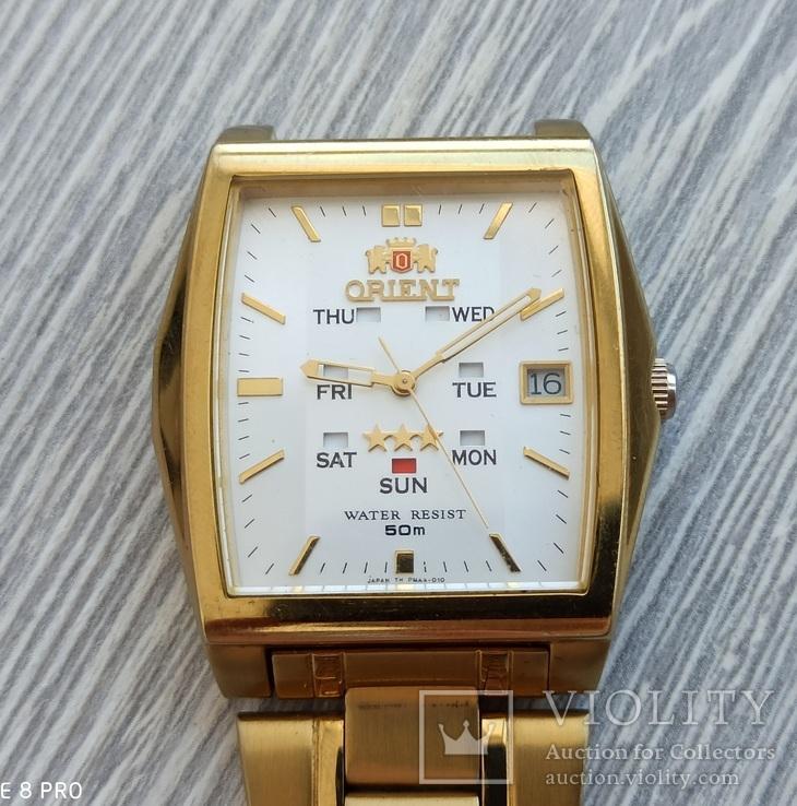 Часы. Ориент / Orient, фото №5