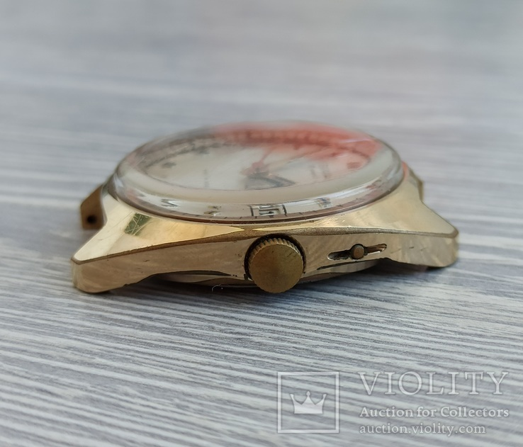 Часы. Слава / Ау 10 - на ходу, фото №6