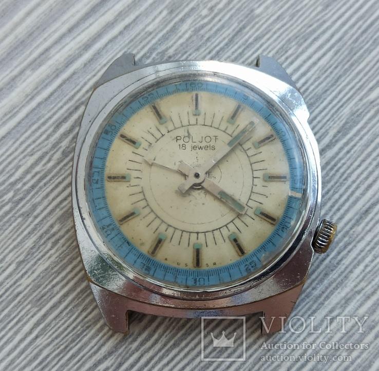 Часы. Полет / Будильник, фото №2