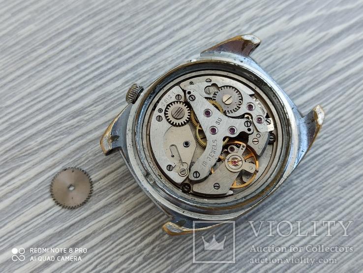 Часы. Полет / Будильник, фото №9